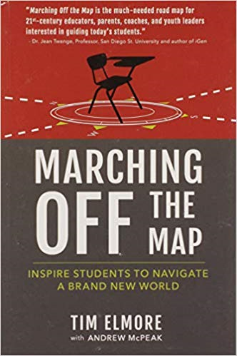 Marching Off the Map: Inspire Students to Navigate a Brand New World